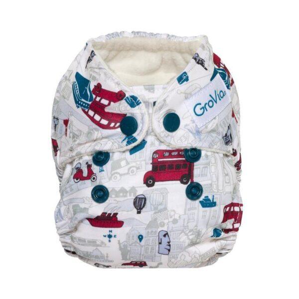 AIO Newborn Cloth Diaper