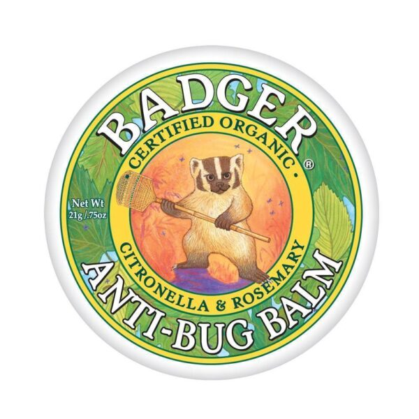 Anti-Bug Balm - 2 Oz Tin