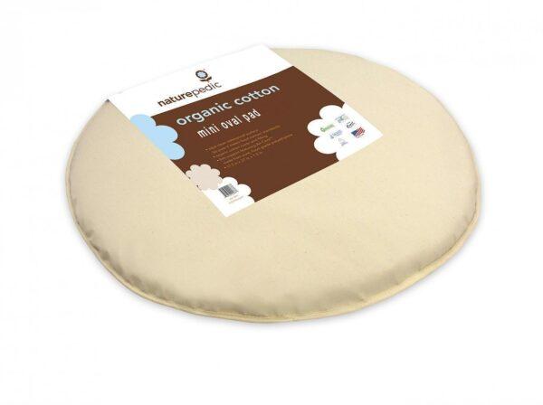 Bassinet Pad Oval (fits Stokke® Sleepi™ Mini)
