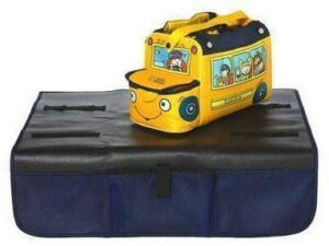 First Years 3 in 1 Non-slip Seat Protector and Toy Box
