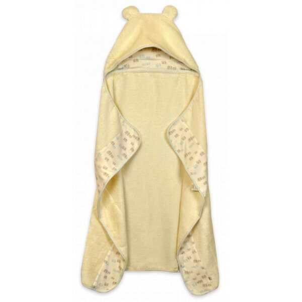 Gift Boxed Organic Hooded Towel Wrap