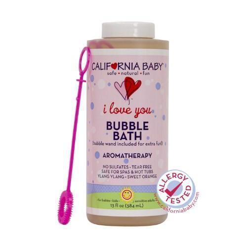 I Love You Bubble Bath 13 Oz