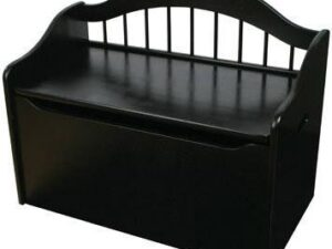 Limited Edition Toy Chest - Black