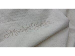 Little Dreamer Naturals Organic Cotton Crib Mattress Cover (Waterproof)