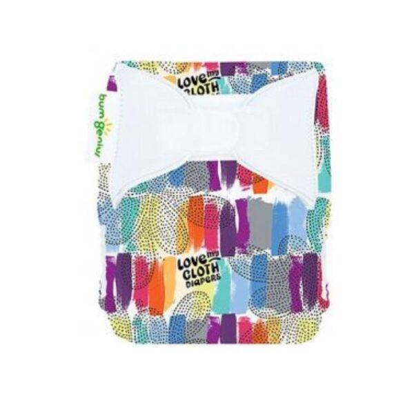 Littles Newborn Cloth Diaper
