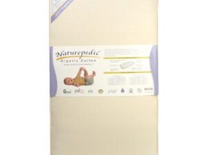 Naturepedic 2 in 1 Organic Cotton Ultra Crib Mattress (MC45)