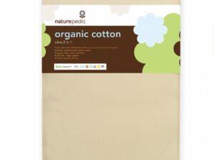 Organic 2-in-1 Cotton Ultra 252 Crib Mattress
