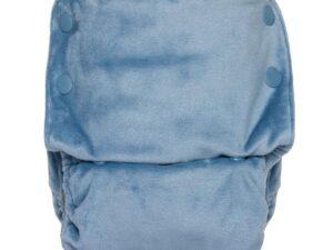 Organic All-in-One Cloth Diaper - Buttah Velour