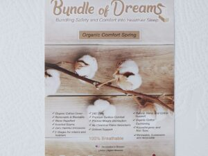 Organic Comfort Spring Mattress