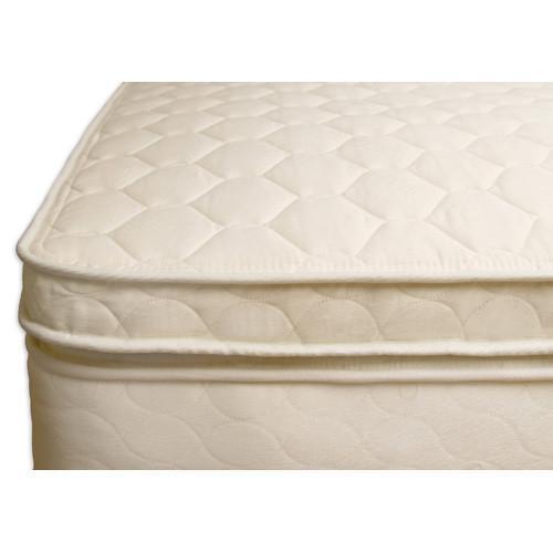 Organic Cotton 3 Comfort Toppers - Queen