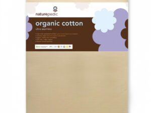 Organic Cotton Ultra 252 Seamless Crib Mattress