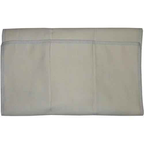 Organic Prefold Diaper Single - Regular