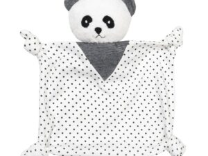 Panda Blanket Friend Lovey Toy