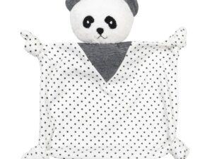 Panda Blanket Friend Lovey Toy