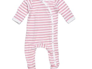 Preemie Side Snap Footie