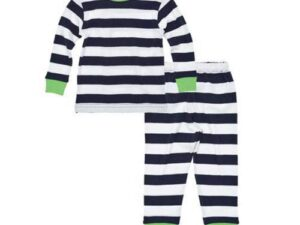 Rugby Baby Long Johns - Rugby Navy