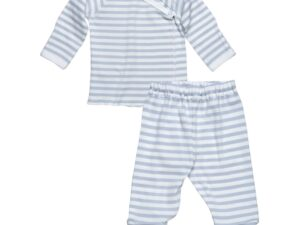 Side Snap Layette Set - 6-9M
