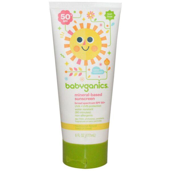 Sunscreen Lotion - 6 oz - 50 spf
