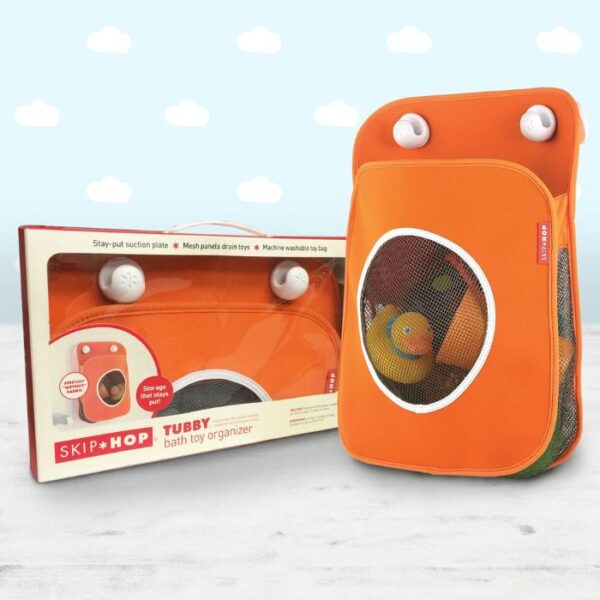 babybasket.com   Skip Hop Tubby Bath Toy Organizer