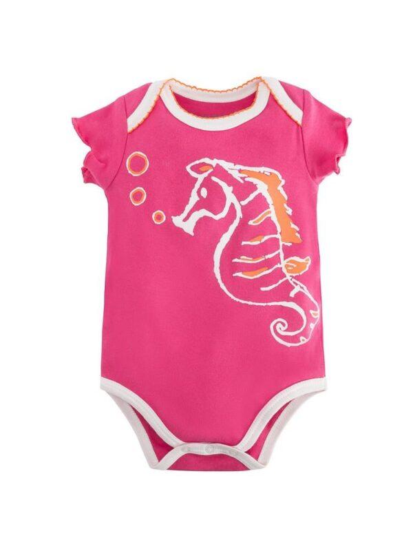 seahorse bodysuit