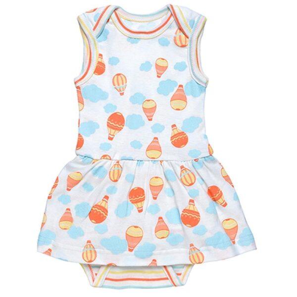 Lap Shoulder Dress Babybody