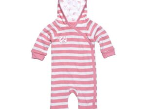 Lined Hooded Romper