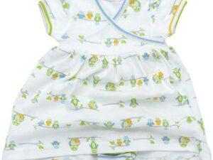 Little Owl - Zen Dress with Bloomer-Print