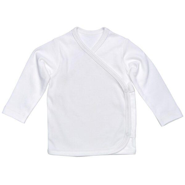 Long Sleeve Side Snap T-Shirt
