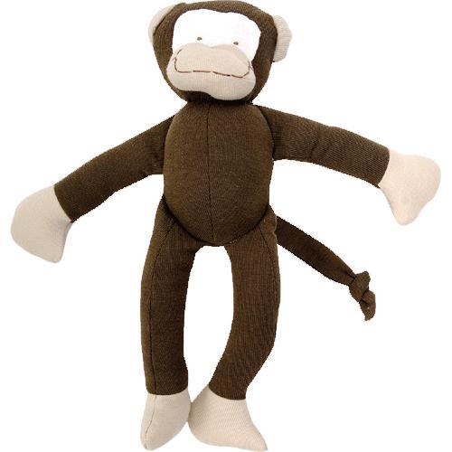 Organic Brown Monkey