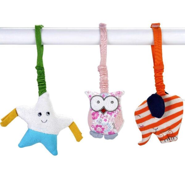 Scrappy Stroller Toy - 12 Assorted
