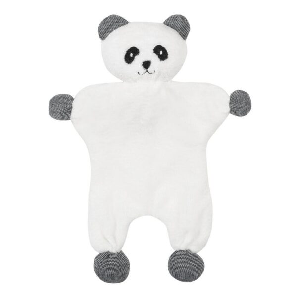 Flat Panda Toy