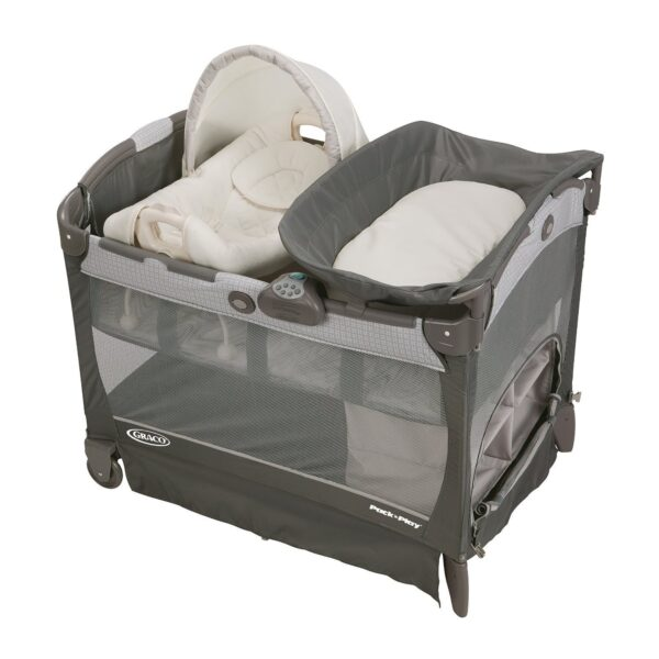 Pack 'N Play Playard with Cuddle Cove