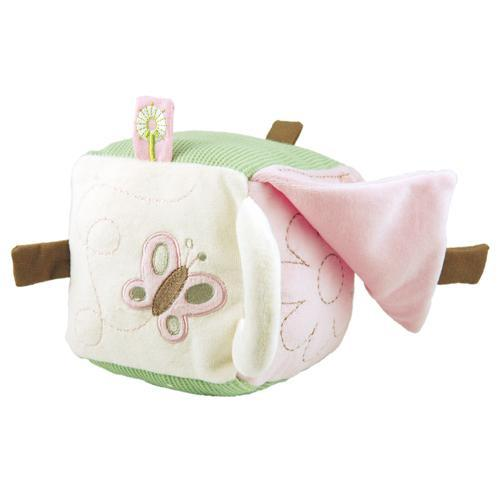Pink Organic Soft Block