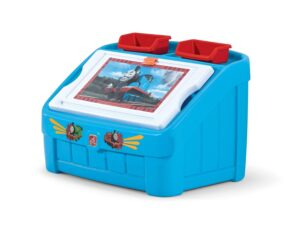Thomas the Tank Engine 2-in-1 Toy Box & Art Lid