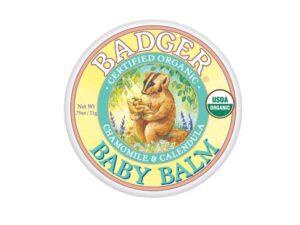 Baby Balm Organic Baby Skincare - 0.75 Oz Tin