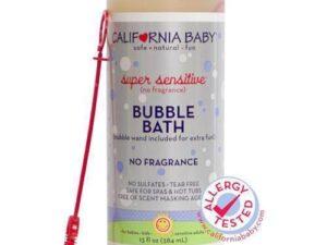 Bubble Bath - Super Sensitive - No Fragrance