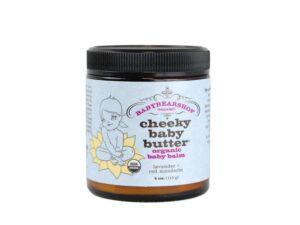 Cheeky Baby Butter Organic Baby Balm