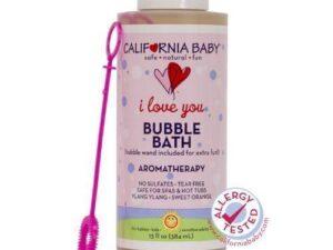 I Love You Bubble Bath 13 Oz