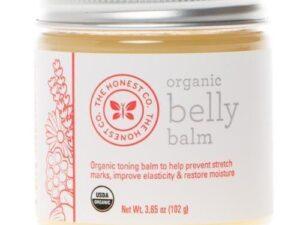 Organic Belly Balm